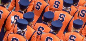 Syracuse University Catholic website design