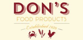 Don's Salads Logo Design