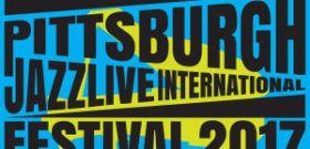 Pittsburgh 2017 Jazz Festival Logo Design