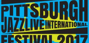 Pittsburgh 2017 Jazz Festival Logo Design