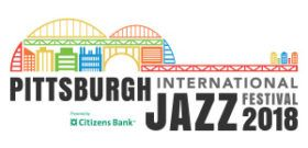 Pittsburgh Jazz Festival Logo 2018