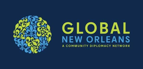 Global New Orleans Logo Design